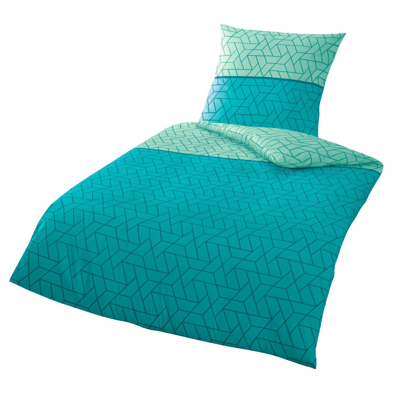 dormia Bio-Mako-Satin-Bettwäsche, Komfortgröße*