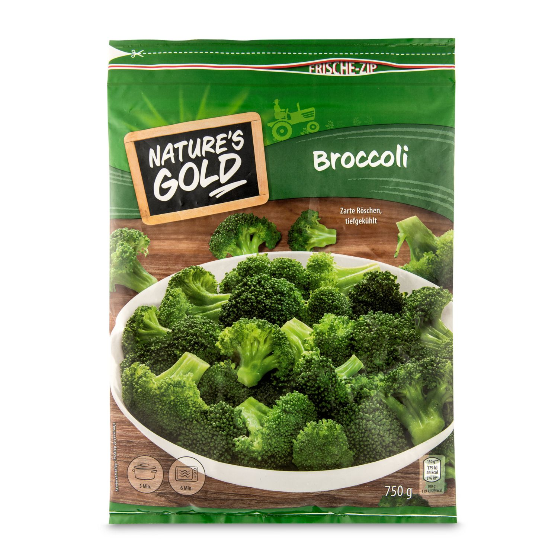 Sologemüse, Broccoli