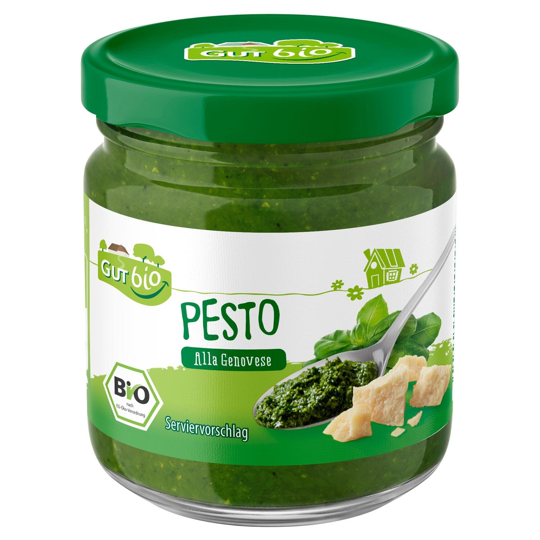 GUT bio Bio-Pesto 190 g*