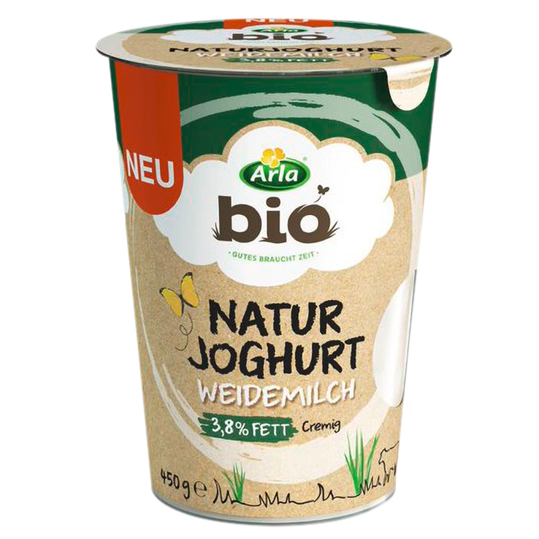Arla® Bio-Naturjoghurt 450 g*