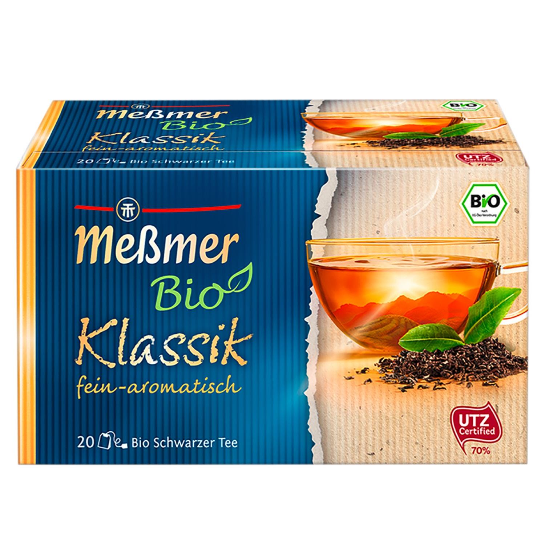 Meßmer Bio-Tee 35 g*