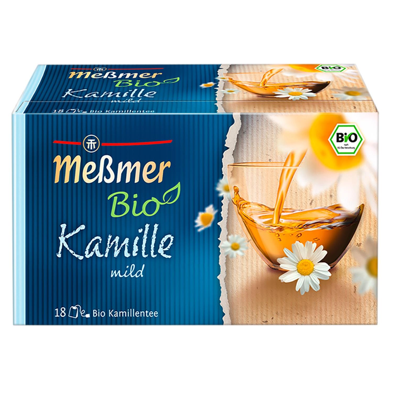 Meßmer Bio-Tee 27 g*