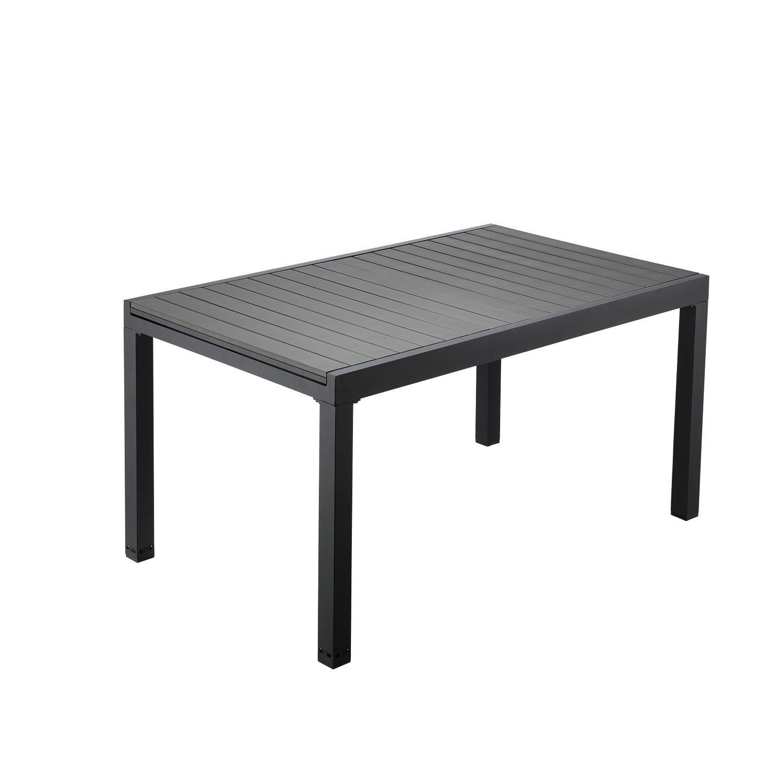 belavi® Verlängerbarer Alu-Gartentisch*