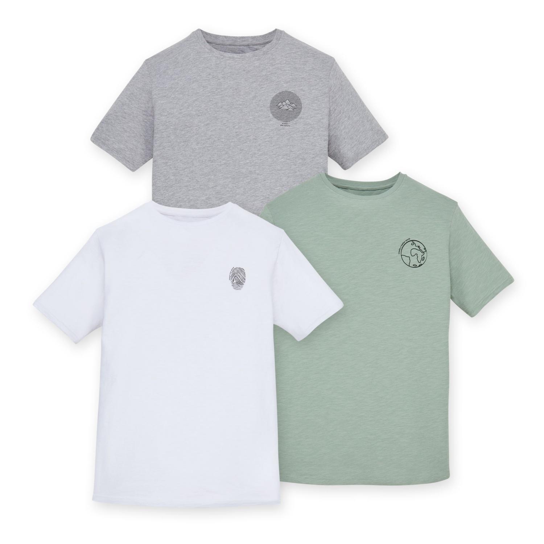 WATSON'S Herren-T-Shirt, Baumwolle (BIO)