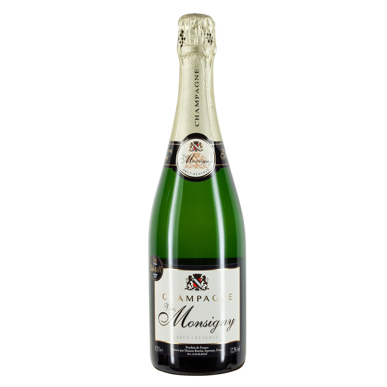 VEUVE MONSIGNY Champagner AC Brut 0,75 l