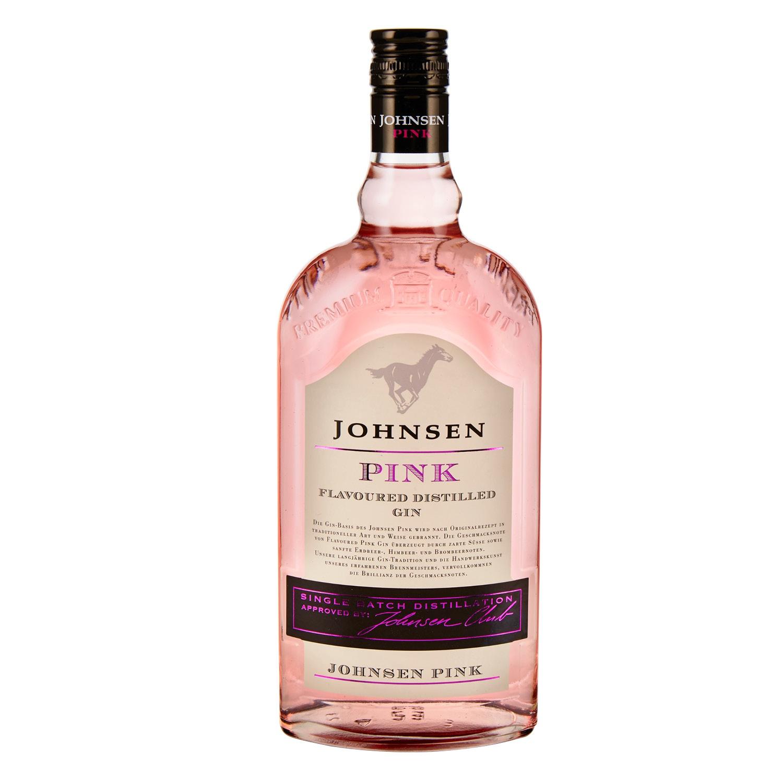 Gin Johnsen Pink Gin  0,7 l