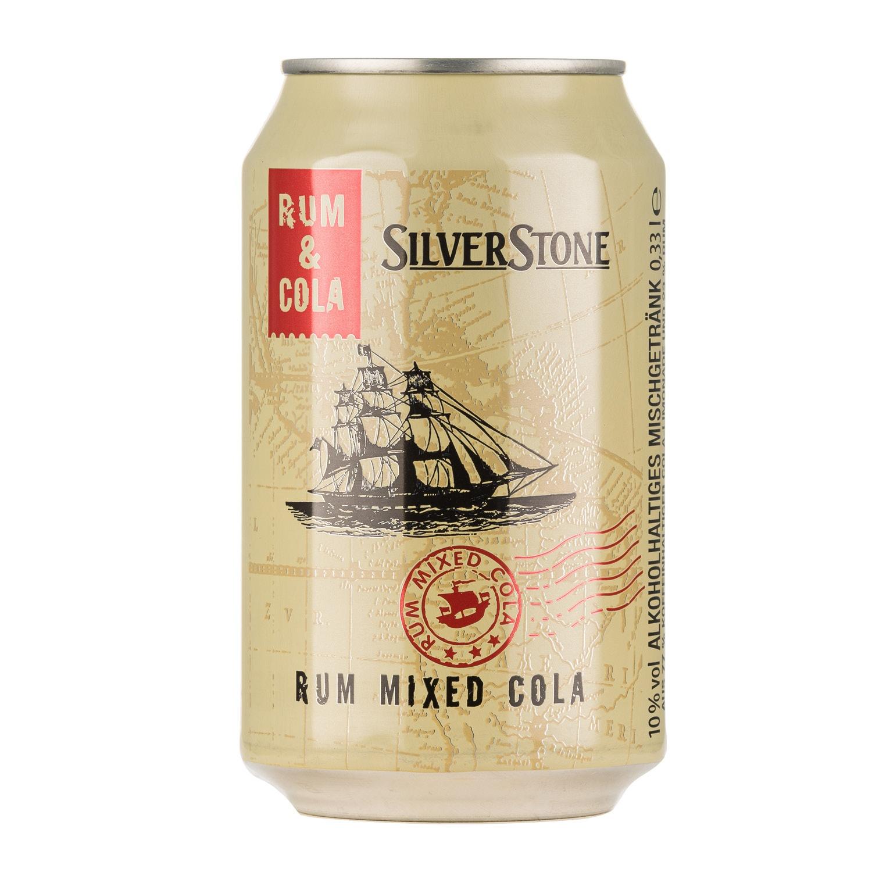 Silverstone Rum & Cola 0,33 l