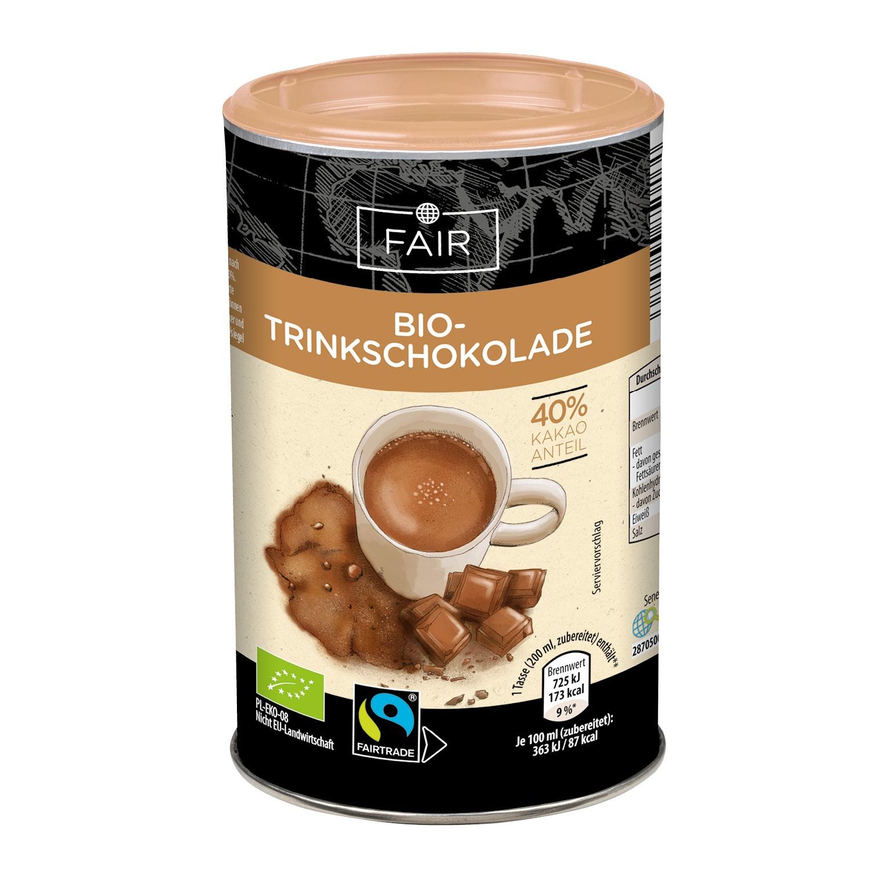 FAIR Bio-Trinkschokolade 220 g