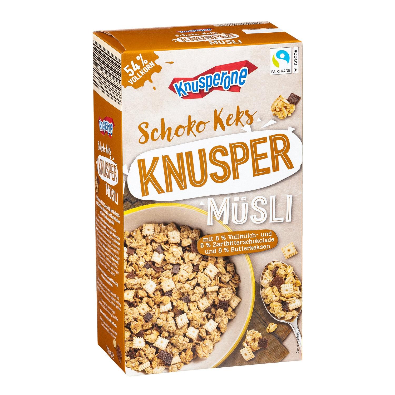 KNUSPERONE Müsli, Knusper 750 g