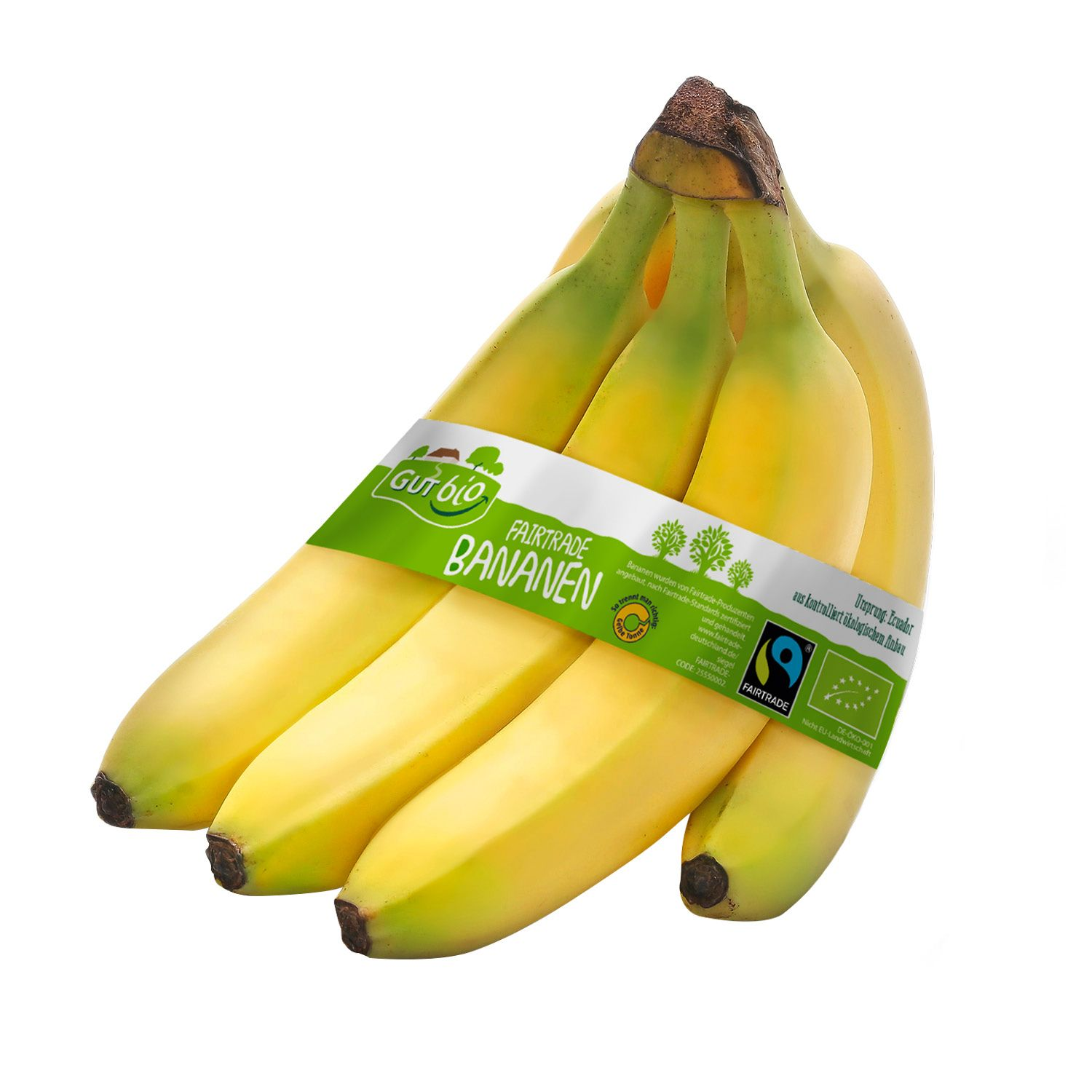 GUT bio Bio Fairtrade Bananen lose