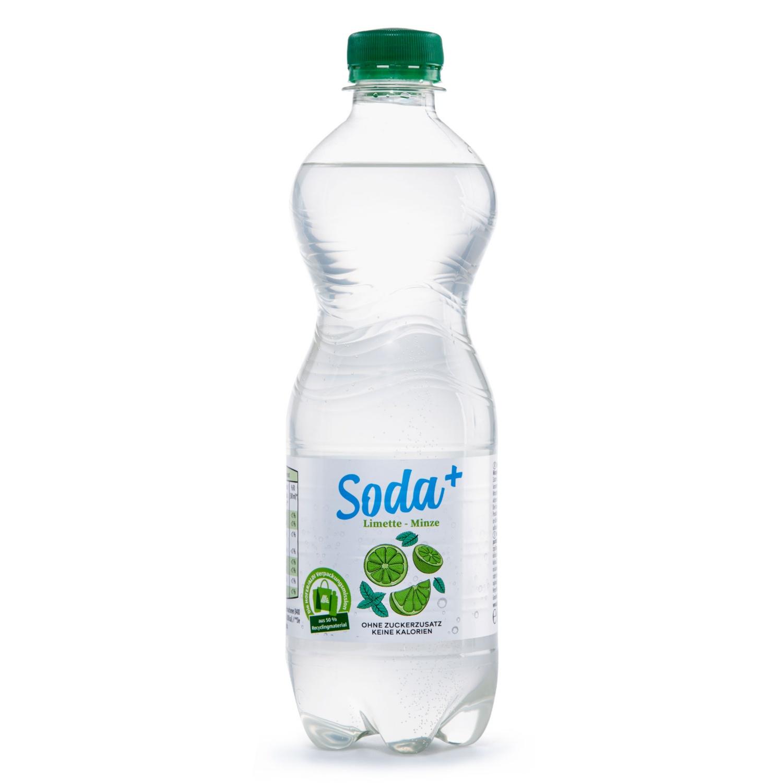 Soda, Limette-Minze
