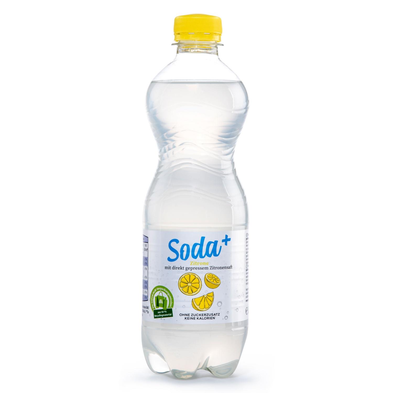 Soda, Zitrone