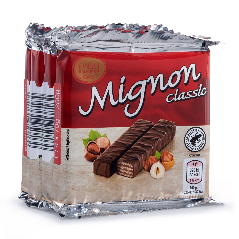 FINEST BAKERY Mignonschnitten, Klassik