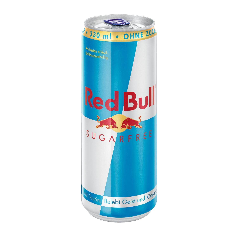 Red Bull Sugarfree 330 ml