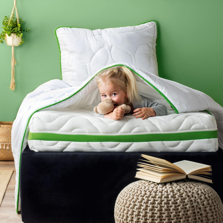 MY LIVING STYLE Premium-Matratze Greenfirst®