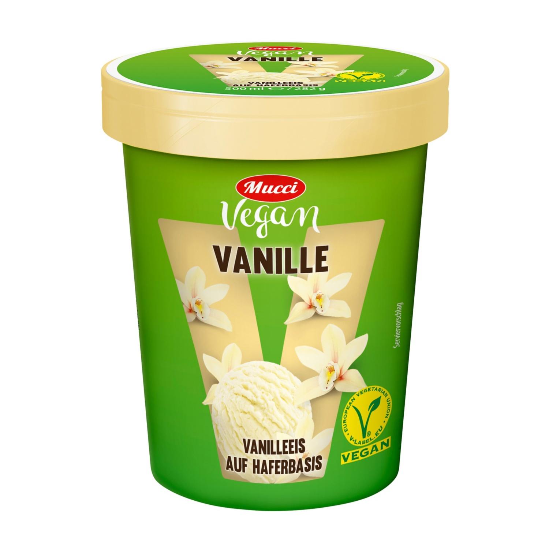 Mucci Veganes Eis 500 ml