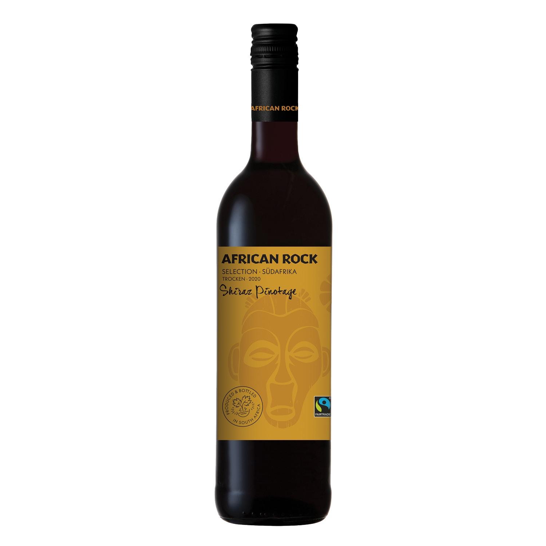African Rock Selection Shiraz Pinotage 0,75 l
