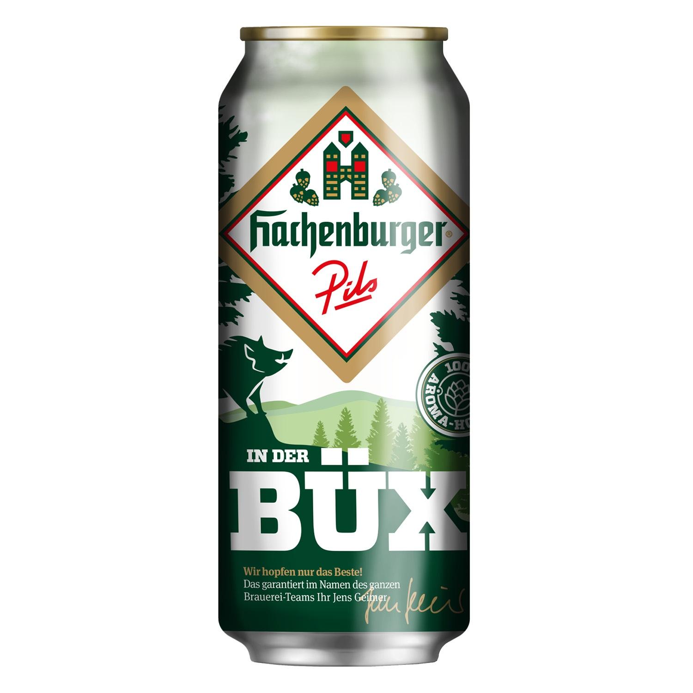 Hachenburger Pils Büx 0,5 l