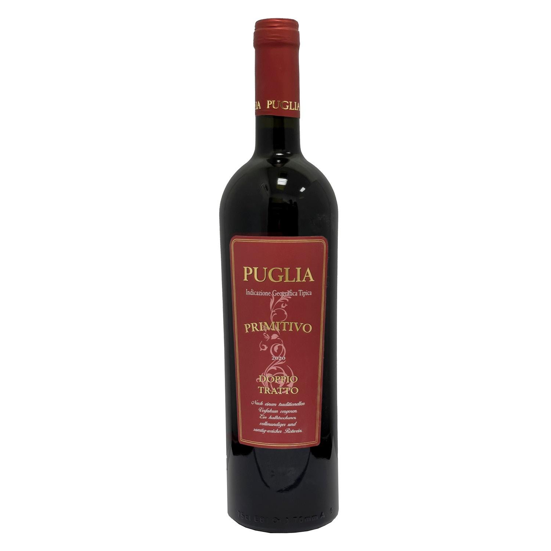 Doppio Tratto Primitivo Puglia 0,75l IGT