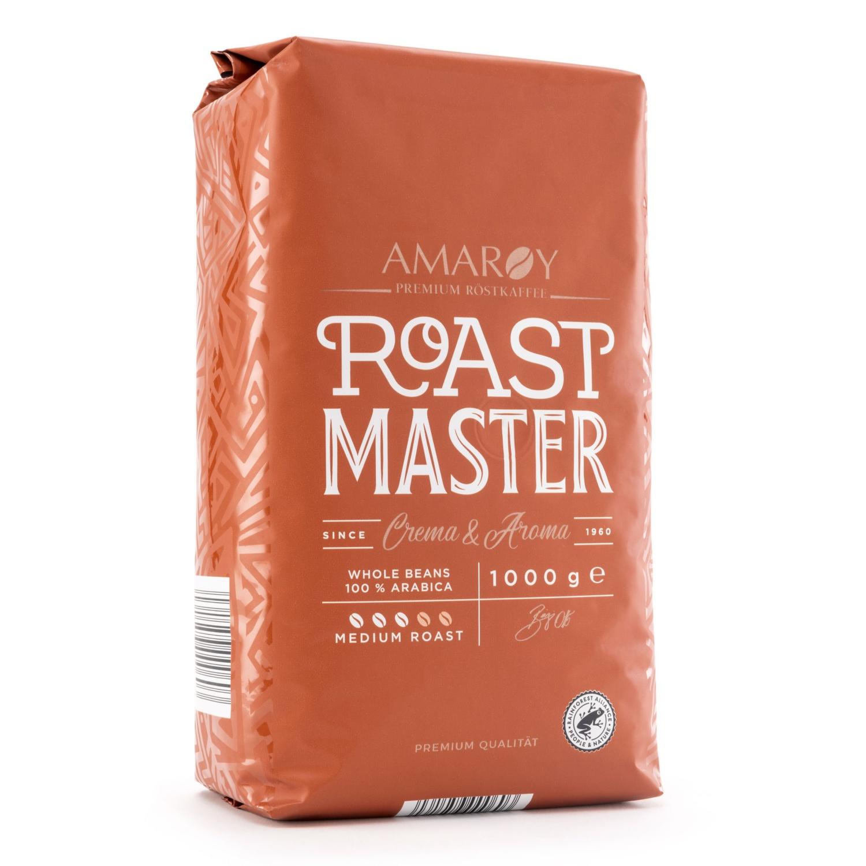 Roastmaster Crema und Aroma