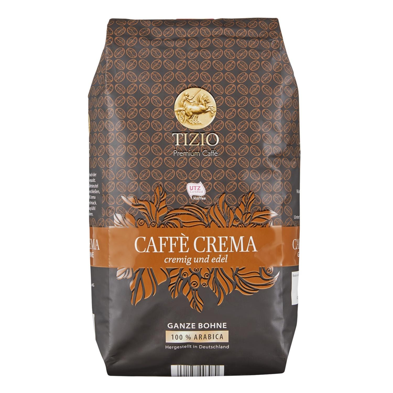 TIZIO Caffè Crema 1 kg