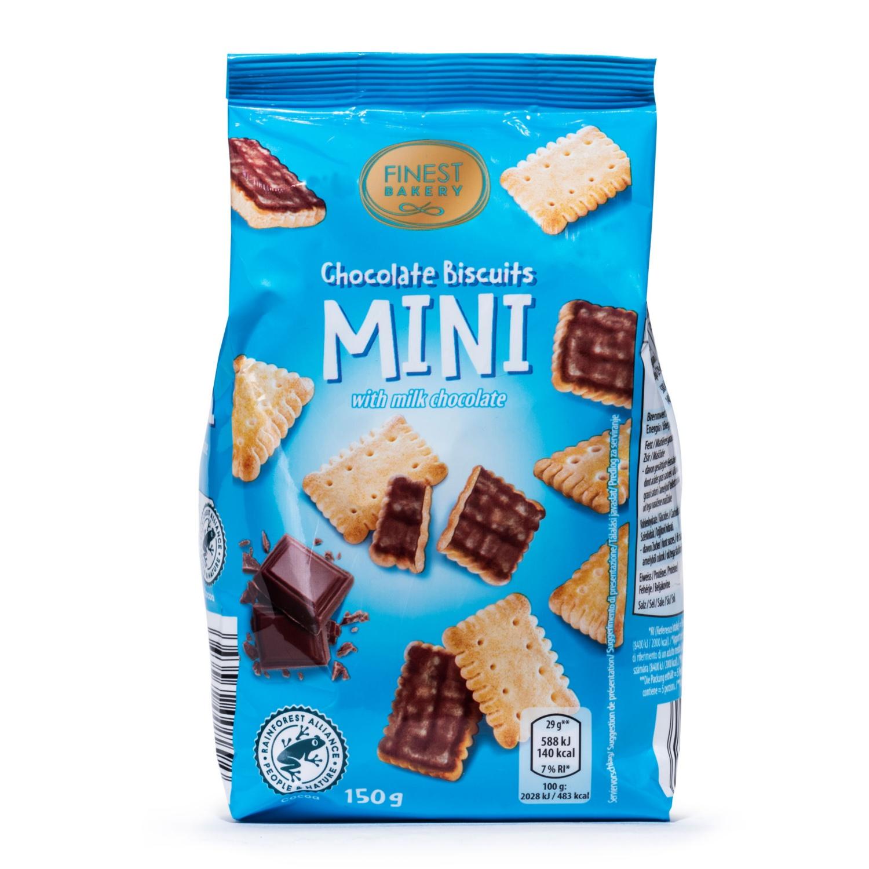 FINEST BAKERY Mini Kekse, Schokokeks