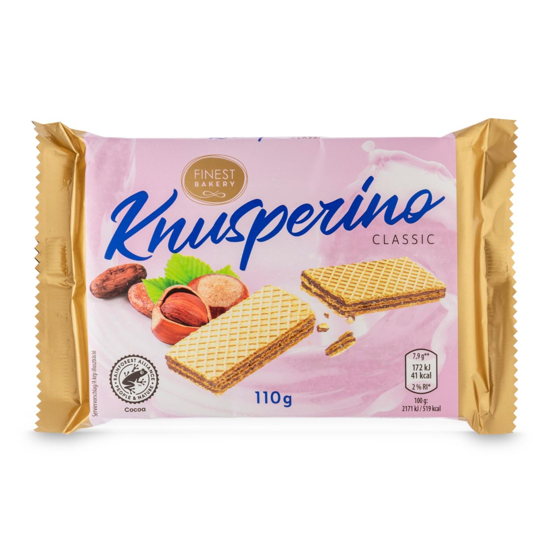 FINEST BAKERY Knusperino, Haselnuss
