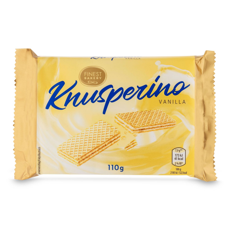FINEST BAKERY Knusperino, Vanille