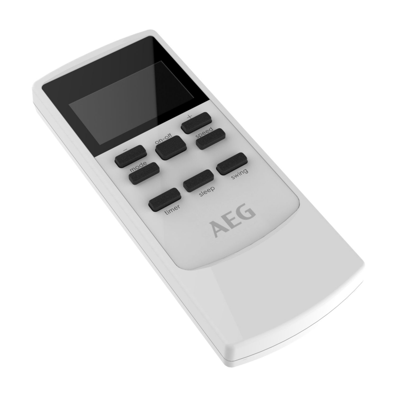 AEG Mobiles Klimagerät AEG AXP34U338CW
