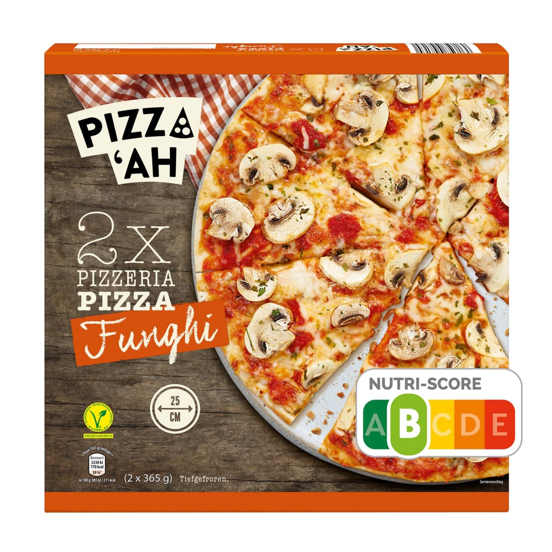 PIZZ'AH Pizzeria Pizza 730 g