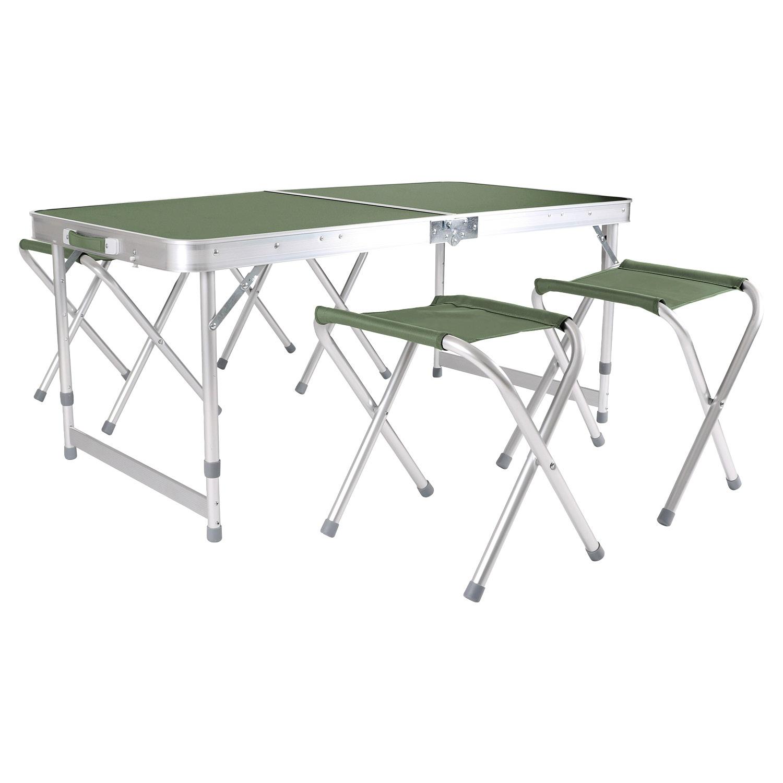 ADVENTURIDGE® Camping-Klappmöbel-Set*