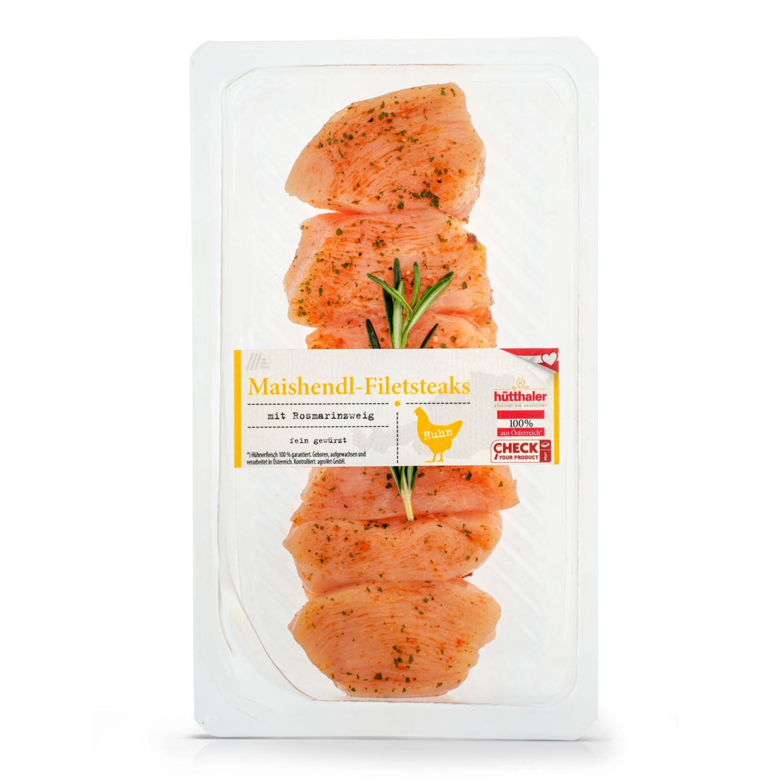 Geflügel-Delikatessen, Maishendl-Filet