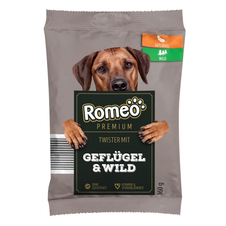 Romeo Premium Belohnungssnacks 160 g