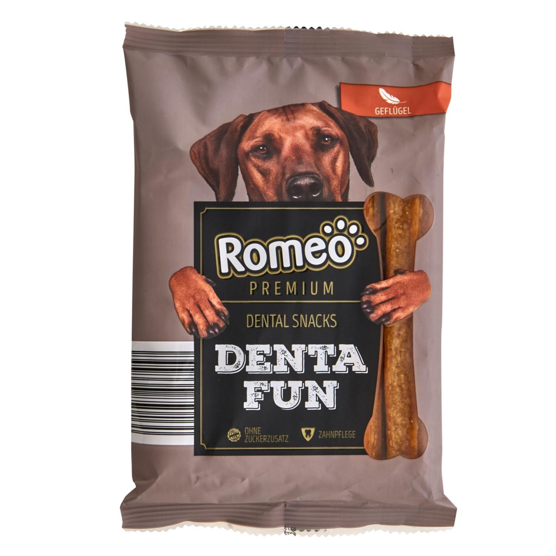 Romeo Premium Dental Snacks 115 g