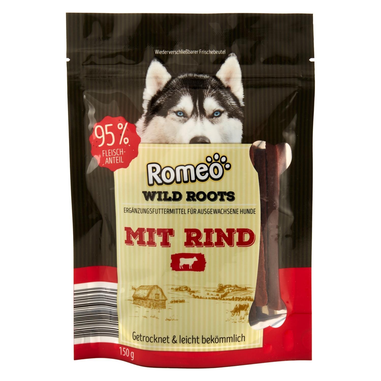 Romeo Wild Roots Snack 150 g