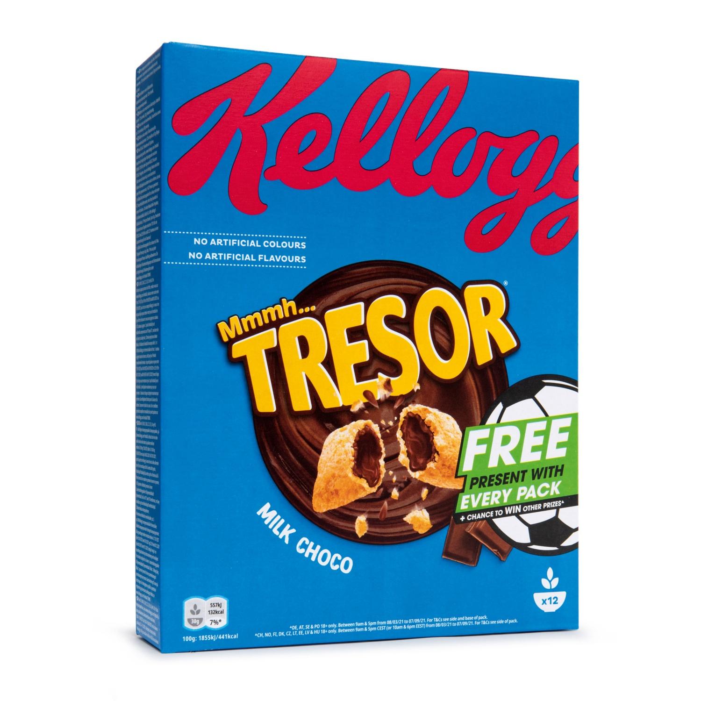 Tresor, Milk Choco