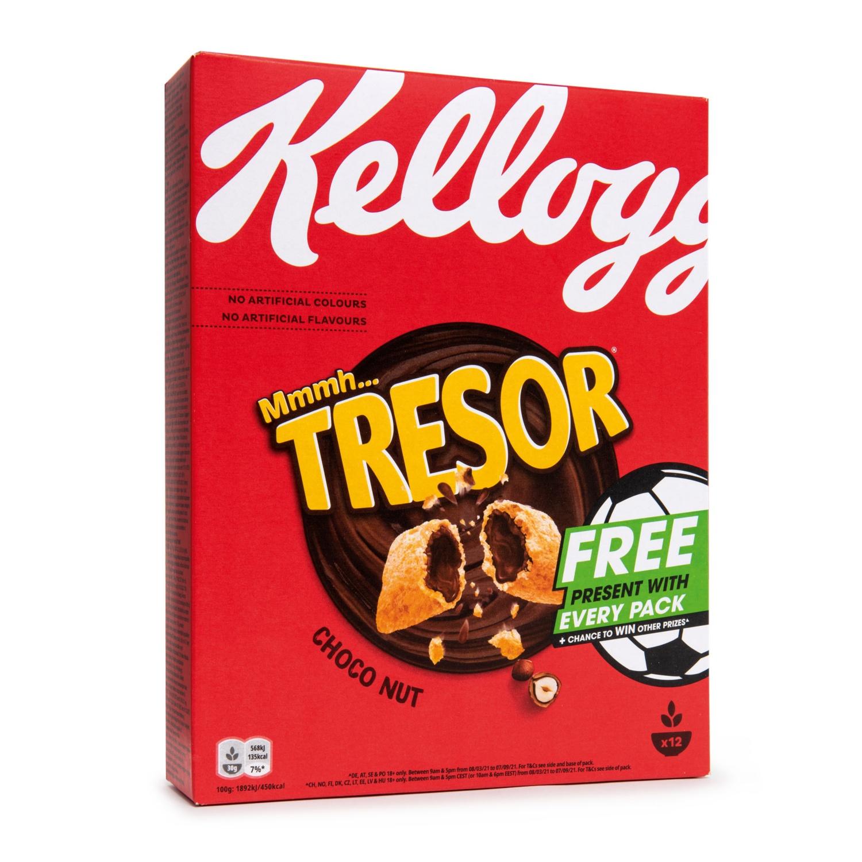 Tresor, Choco Nut