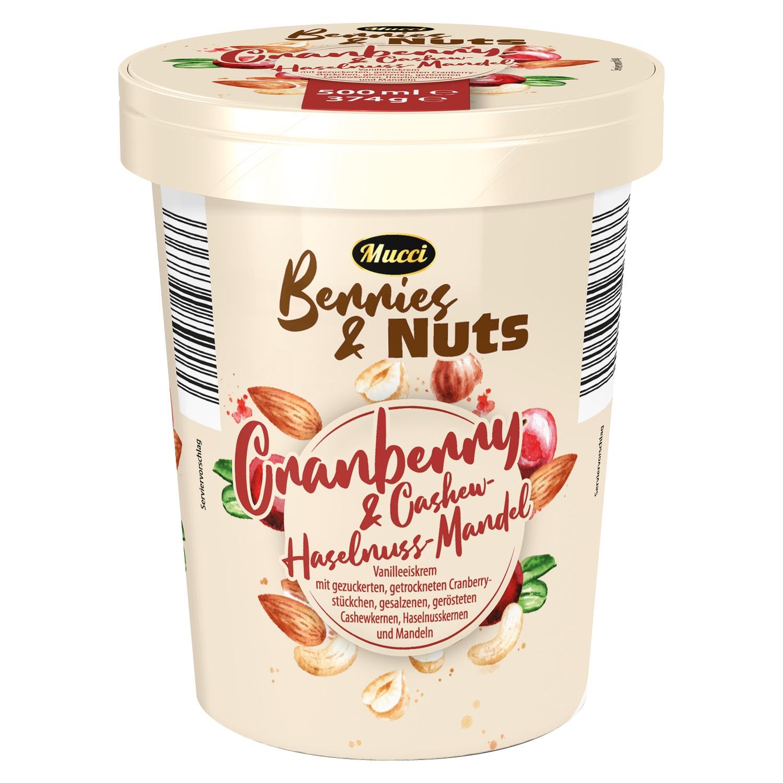 Mucci Berries & Nuts 500 ml*