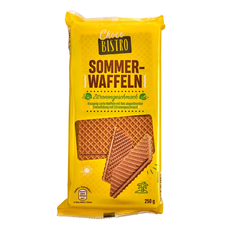 Choco BISTRO Sommerwaffeln 250 g*