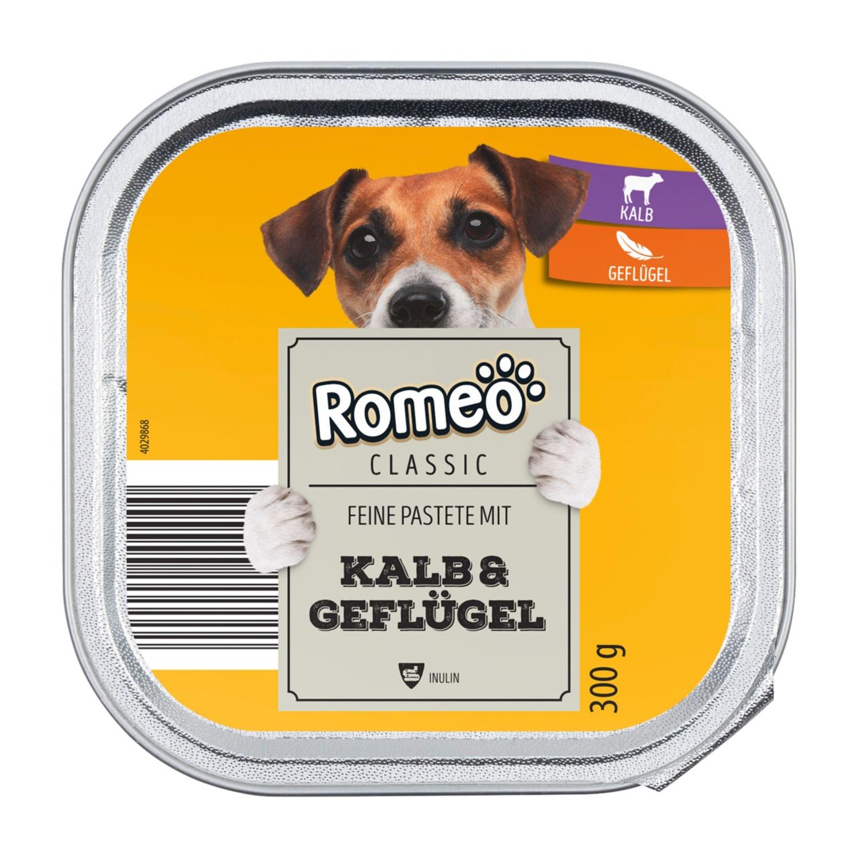 Romeo Classic Hundenassfutter 300 g