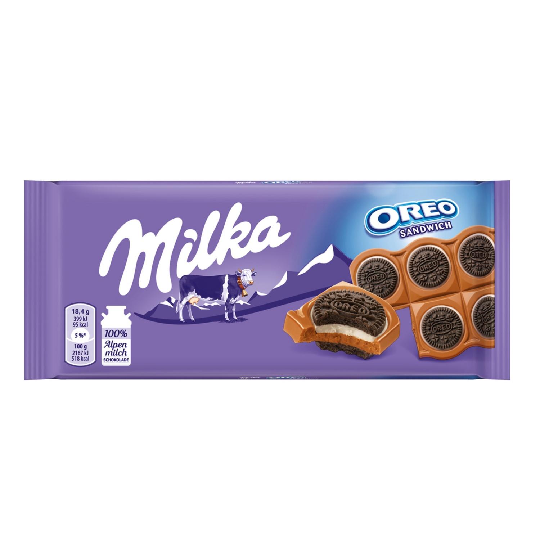 Milka Tafelschokolade 92 g