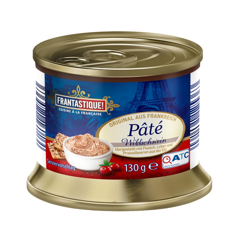 FRANTASTIQUE! Französische Pâté 130 g*