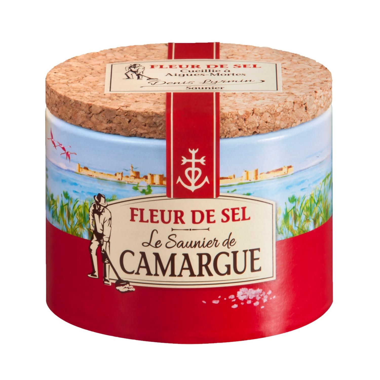 Le Saunier de Camargue Fleur de Sel 125 g*