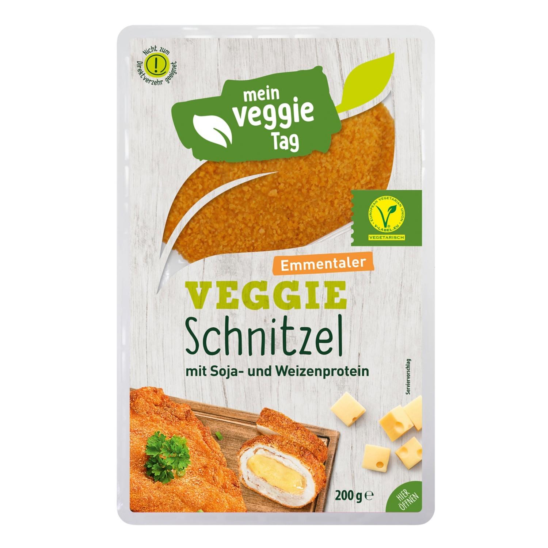 Mein Veggie Tag Vegane/Vegetarische Schnitzel 200 g