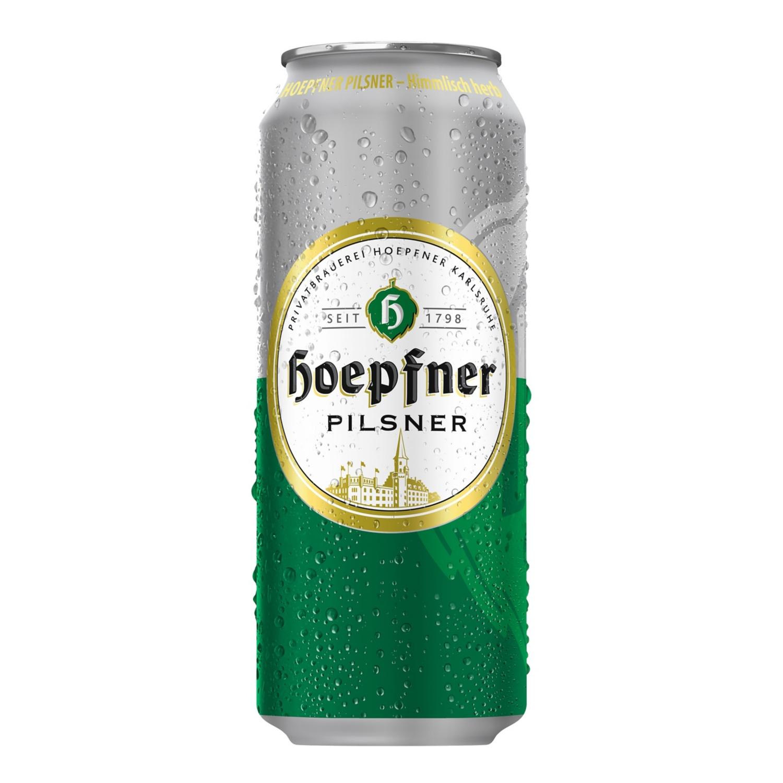 Hoepfner Pilsner 500 ml