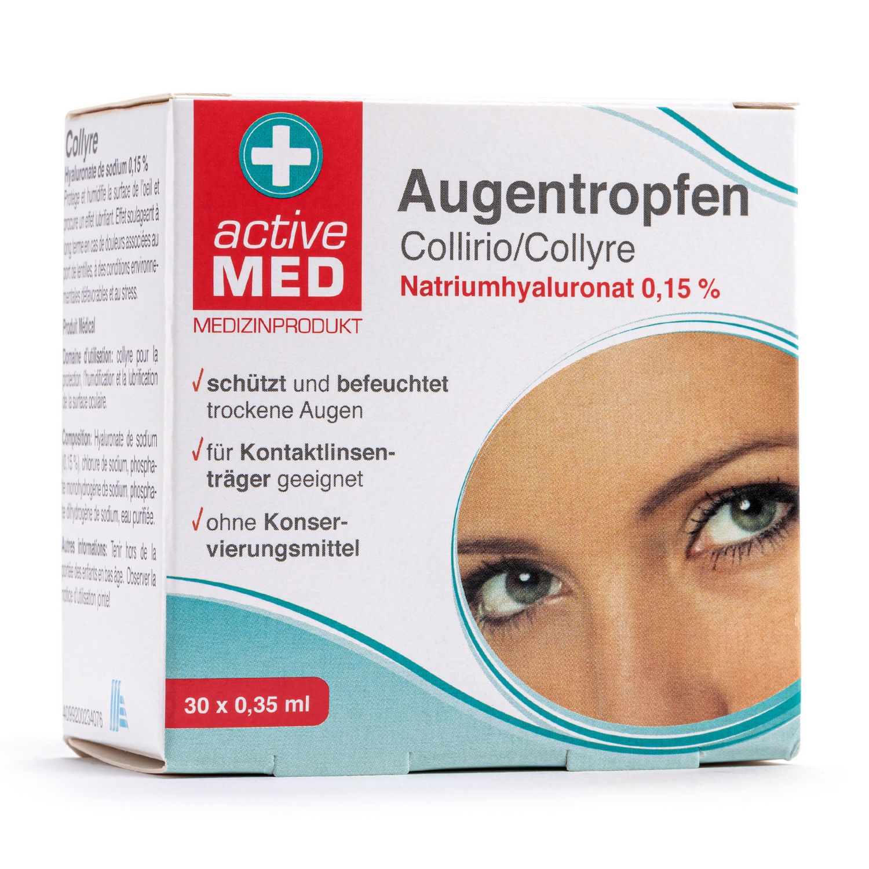 ACTIVE MED Augentropfen