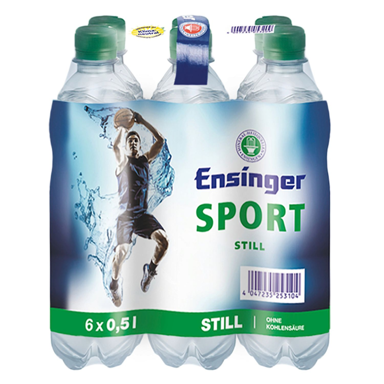 Ensinger Sport Mineralwasser 3 l