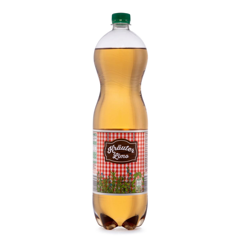 Limonade, Kräuter