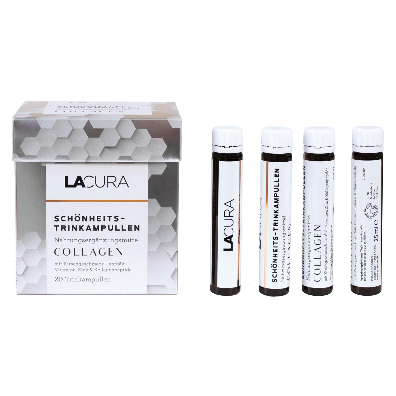 LACURA Schönheits-Trinkampullen 500 ml*