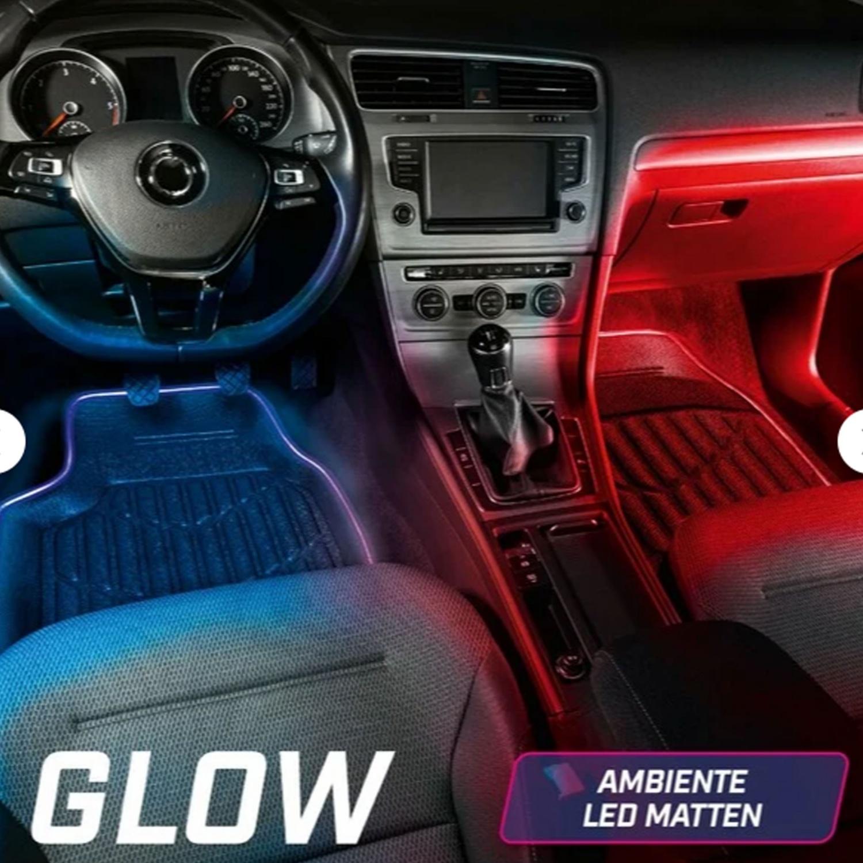 CARCOMFORT LED-Automatte
